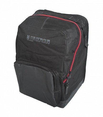 9a5278141f00 Рюкзак Mr.Serious Metro backpack black 🎨 MRS23300019: купить, цена ...