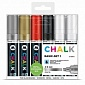 "Набор маркеров Molotow ""CHALK Marker"" Basic-Set 1 6 штук 4-8 мм"