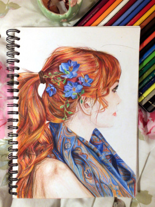 "FABER-CASTELL Цветные карандаши ""Polychromos"" поштучно"