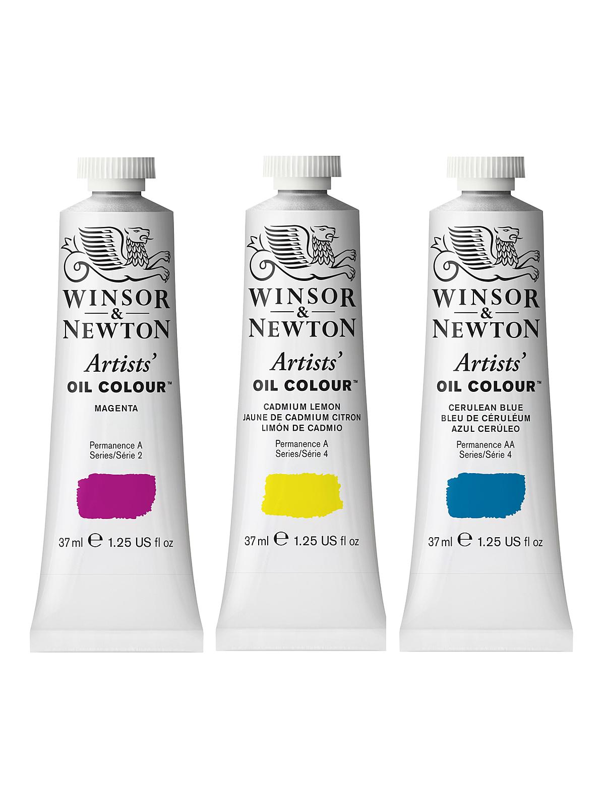 WINSOR NEWTON Масло Artists' поштучно