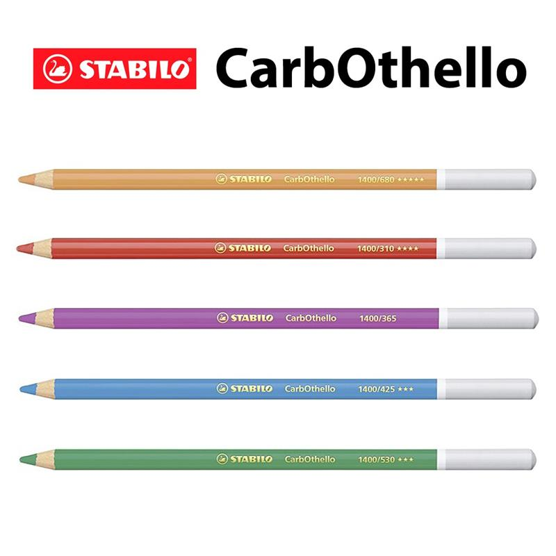 "STABILO Пастельные карандаши ""CarbOthello"", поштучно"