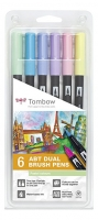 "TOMBOW Маркер-кисть ""ABT Dual brush"" в наборах"